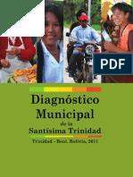 Diagnóstico Municipal Trinidad, Bolivia