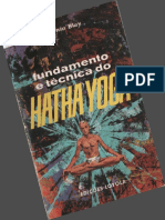 Fundamento e Tecnica Do Hatha Yoga  - Antonio Blay