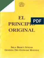 El Principio Original