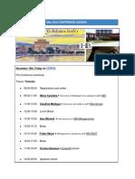 Hbio-2016 Conference Final Agenda