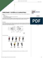 Megachorro _ Inyectores y Sistema de Combustible