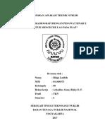 Bilqis - Laporan Radiografi Plat