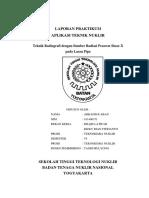 BILQIS - Radiografi Pipa -Proses