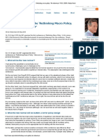 Rethinking Macro Policy_ Ten Takeaways _ VOX, CEPR's Policy Portal