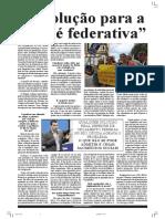 """""""A solução para a crise é federativa"""" - Entrevista sobre a crise no Estado do Rio de Janeiro"""