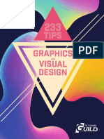 233 tips for graphics and visual design