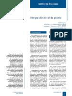 392-077 Integración Total de Planta