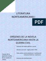 Literatura Norteamericana I - Sesión 7