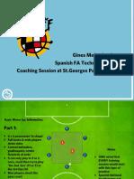 Spanish FA Session