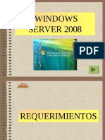 Manual Windows 2008 Server