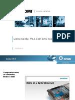 Apresentacao Centur V5 - Siemens 828D