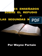 Errores Ensenados Sobre El Repudio y Segun - Wayne Partain