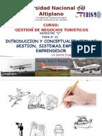Sesion Nº 002 Introduccion a La Gestion de Negocios Tcos 2015