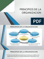 Principios de La Organizacion de Una Empresa