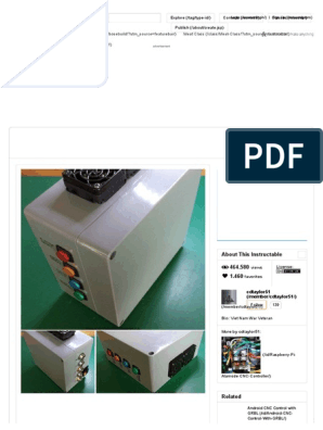Raspberry Pi Alamode CNC Controller_ 13 Steps (With Pictures