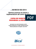 Bicsi 002 Esp Sample