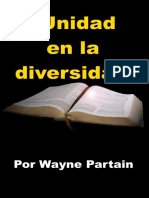 Unidad en La Diversidad - Wayne Partain