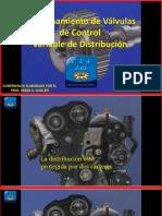 Válvulas de Control Variable Funcionamiento VCT FORD