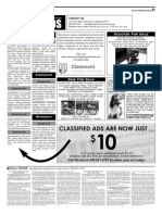 Claremont COURIER Classifieds 7-14-17