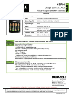 Duracell CEF14N NiMH Battery Charger.pdf