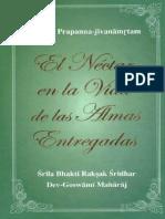 El Néctar en la Vida de las Almas Entregadas - Sri Sri Prapanna-Jivanamrtam