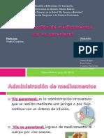 5. Administración No Parenteral
