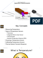 Temperature Measurements Lecture