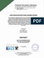 Radley Forensic Reports I and II