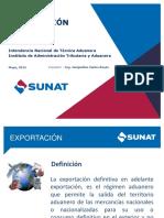 4Exportación definitiva - SUNAT4