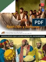 Lección 03 - Aparición y Comisión