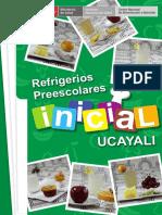Refrigerios Preescolares Ucayali