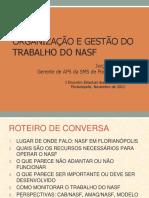 Jorge - Encontro Estadual NASF