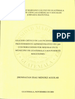 Conceptos de Derecho Municipal