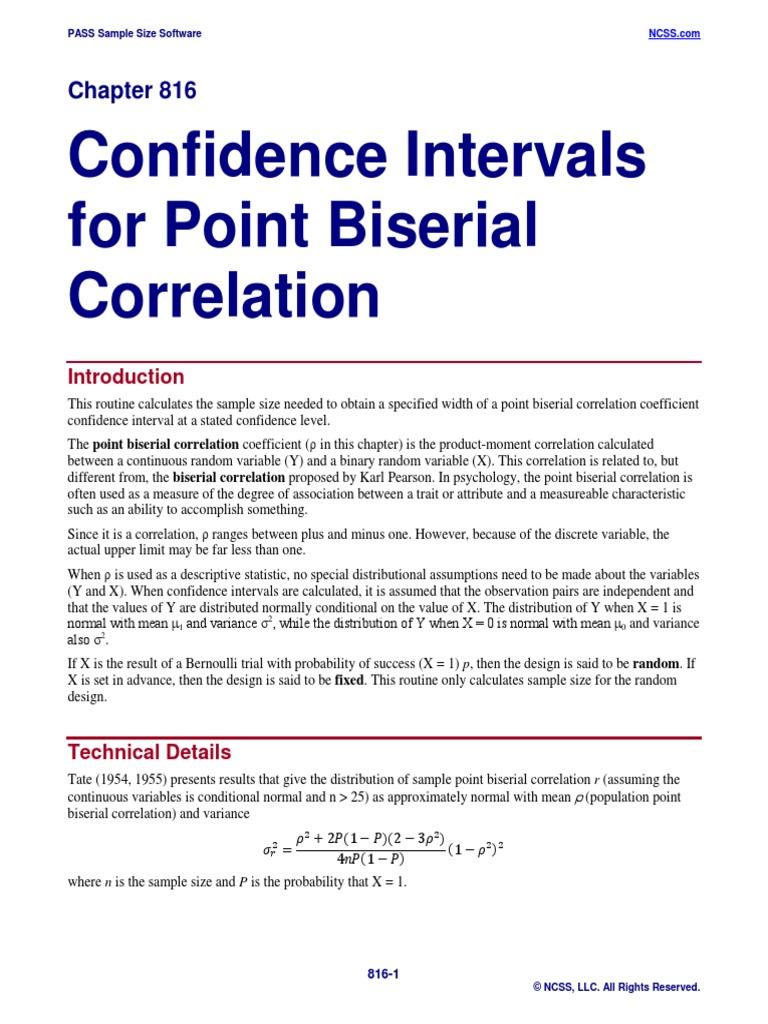 Sample size determination pdf