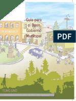 TOMO 1 Introduccion Al Gobierno y Administracion Municipal