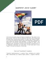 """EL GAY MANIFESTO…NO ES """"ALEGRE"""" - Manifiesto Gay.pdf"""