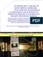 Practicas Ejecucion APSE (Asoc Promocion Seg Electrica)