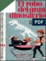 El Robo Del Gran Dinosaurio - David Forrest