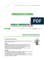 Re Manufacturing