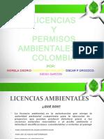 Licencias y Permisos Ambientales