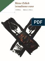 VICTOR ERLICH - El Formalismo Ruso.pdf