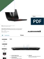 Alienware 15    P42F001