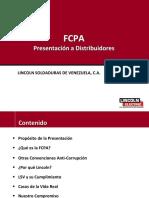 FCPA - Presentacion. 2017