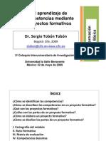 Dr. Sergio Tobón T.