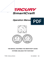 Mercury SmartCraft Operations Manual
