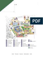 Plan du campus côté 28