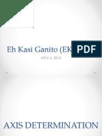 EKG Eh Kasi Ganito