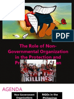 Dino Lapitan_Role of Non-Governmental Organizations in the Promotion of Human Rights