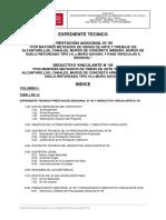 Memoria Descriptiva Adicional N° 05, Deductivo Vinculante N° 05 Rev_03 (03.11.16)