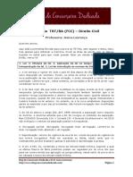 Revisão Trt - Direito Civil